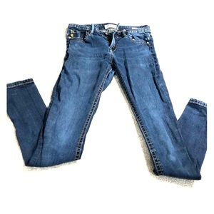 🍰Sale! Mek women's denim distressed skinny jeans